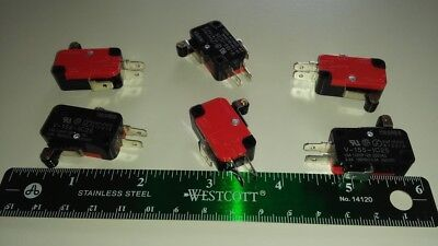 NEW! CNC Router Limit / Homing Switches - 6pcs.