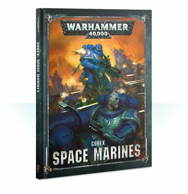 Warhammer 40K Codex: Space Marines 2019       PRE ORDER IS ALL WE DO
