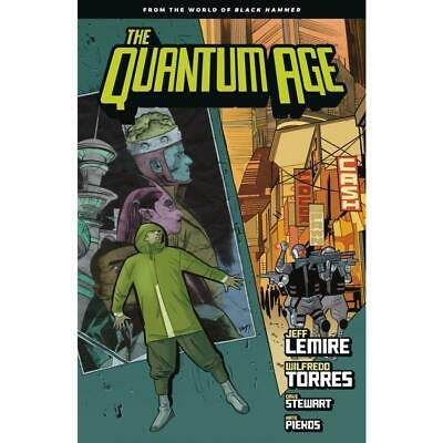 Quantum Age Tp From World Of Black Hammer Volume 01 Tpb - Book / Graphic Novel -