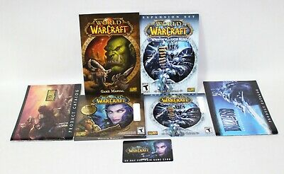 World of Warcraft PC Game - Expansion Set - 60 Day Pre Paid Game Card (Win/Mac)