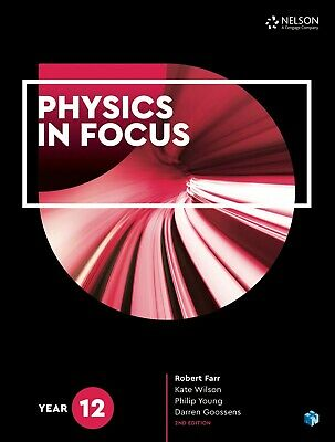 9780170409131 Physics in Focus Year 12 Student Book (PDF Only)