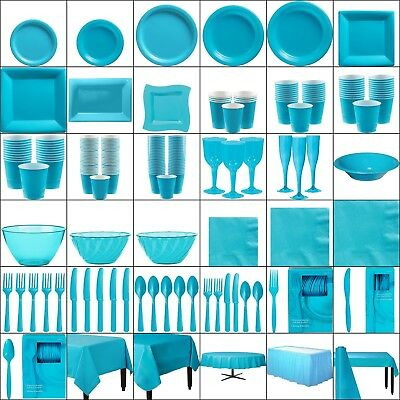Party Table Wear Turquoise Wear Summer Fiesta Beach BBQ Birthday Wholesale Event