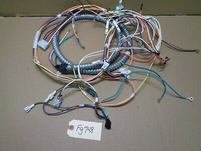 NEW! OEM GE Range Wiring Harness WB18T10504 - $64.99 | PicClick Ge Oven Wiring Harness on