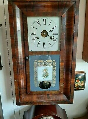 antique clocks spares or repair