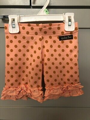 Matilda Jane Bingo Shorties GUC/ Play Girls Size 4