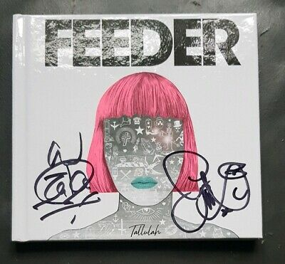 Feeder cd, tallulah new signed