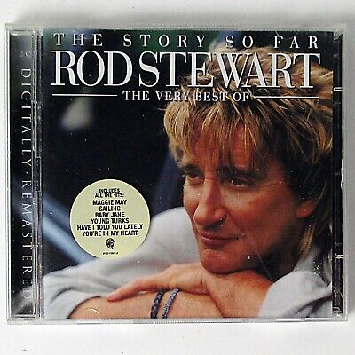 The Story So Far - The Very Best of Rod Stewart (CD Double Album, 2001 Warner)