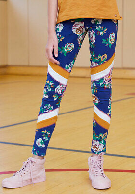 Girls Tween Matilda Jane Moments with you Four Square Legging Size 14 NWT
