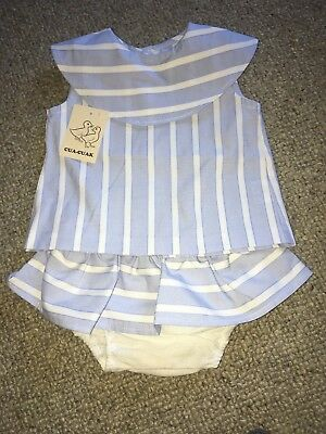 BNWT Beautiful Baby Girls Spanish Outfit Age 9 Months