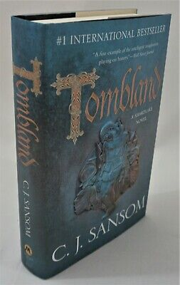 Tombland (The Shardlake series) by C. J. Sansom BRAND NEW 2019 First US Edition