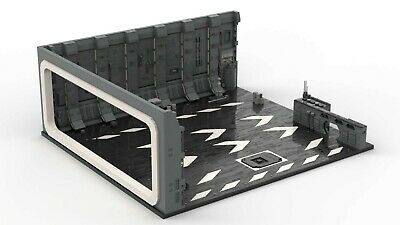 Docking Bay 327 LEGO Star Wars MOC UCS - (only instructions)