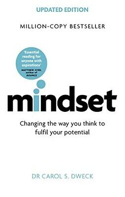 New Mindset Updated Edition By Carol Dweck (Paperback) Free Postage