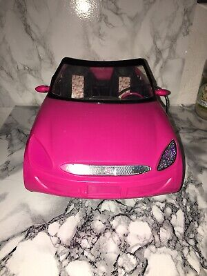 Barbie Doll Car Barbie Pink Barbie Car 4