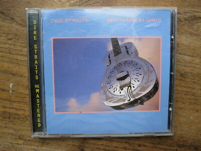 DIRE STRAITS - Brothers in Arms (Remastered SBM 1996) - Excellent used CD