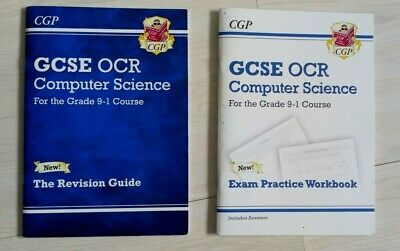 GCSE Computer Science OCR Revision Guide + Workbook for the Grade 9-1 Course