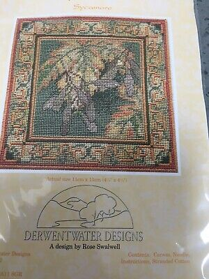 Impressions By Derwentwater Designs Sycamore Needlepoint Kit