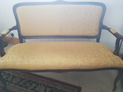 Antique French Sofa Chair