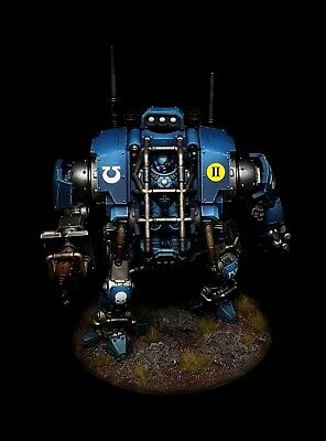 Primaris Invictor Tactical Warsuit Dreadnought Commission Painted Warhammer 40K
