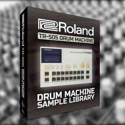 MPC ESX24 KONTAKT REASON FL ALESIS HR-16 /& HR-16B DRUM MACHINE SAMPLE LIBRARY