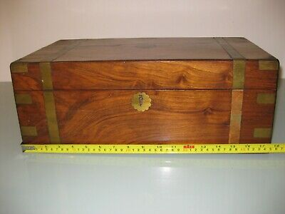 Antique Writing Slope with secret drawers