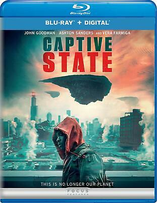 CAPTIVE STATE (Bluray & Digital with Slipcover)