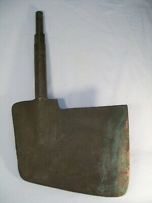 Antique Heavy Cast Solid Brass/Copper Boat Rudder Perfect