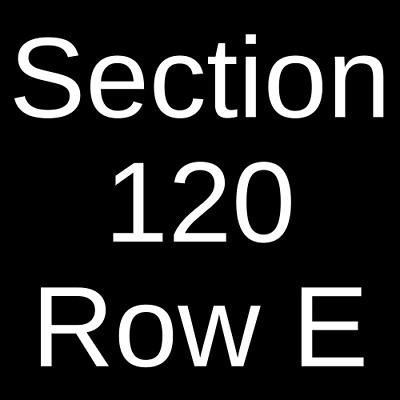 2 Tickets Virginia Cavaliers vs. William and Mary Tribe Football 9/6/19
