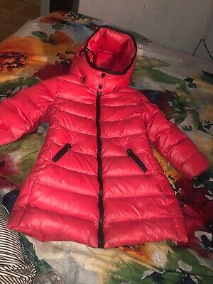 83409460e AUTH. MONCLER TODDLER Girls Liane Gilet Puffer Vest Sz 2 Years. NWT ...