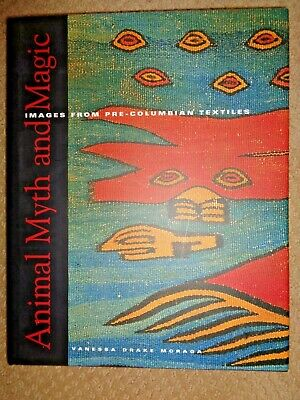 Animal Myth Magic Pre-Columbian Textiles by Vanessa Moraga Rugs Nasca Chimu Art