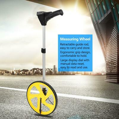Foldable Mechanical Distance Measuring Wheel For Outdoor Road Measuring
