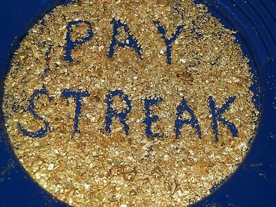 GOLDEN PAY DIRT CONCENTRATES 20 lbs GOLD NUGGETS PICKERS FLAKES FINES PAN