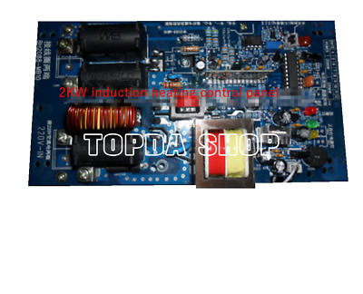 2KW Induction Heating Control Board/Electromagnetic Induction Heater