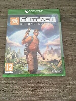 Outcast Second Contact XBOX ONE BIGBEN INTERACTIVE Neuf Sous Blister Version Fr