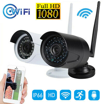 Security IP Camera Video 1080P Wireless Waterproof Outdoor Home Motion Detection