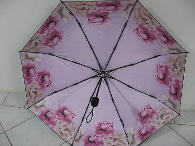 Mor Marshmallow - Black Enchanted Umbrella - Limited Edition