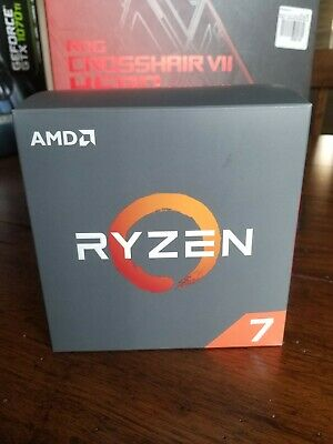 AMD Ryzen 2nd Gen 7 2700X - 4.3 GHz Eight Core (YD270XBGM88AF) Processor