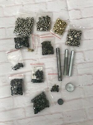 rivets kit for leather