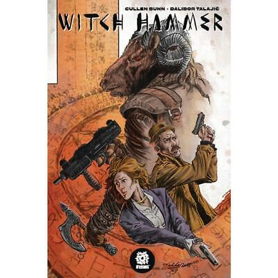 Witch Hammer Ogn - Book / Graphic Novel - Brand New