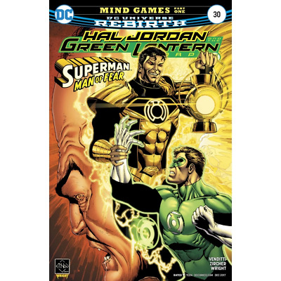 Hal Jordan And The Green Lantern Corps #30 - Comic Book - Brand New
