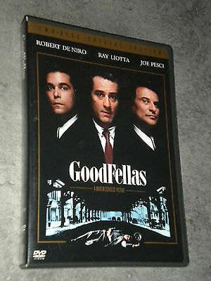 DVD zone 1 GOODFELLAS (Les Affranchis) 2 DISC SPECIAL EDITION Import US