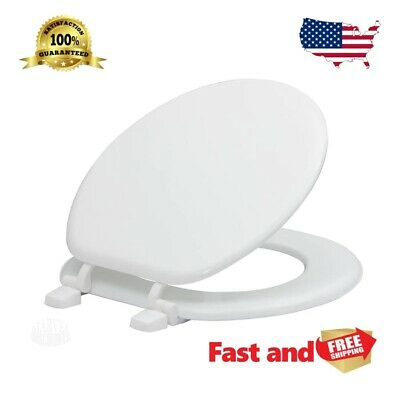 Superb 70 000 White Long Lasting Plastic Bemis Toilet Seat Round Short Links Chair Design For Home Short Linksinfo