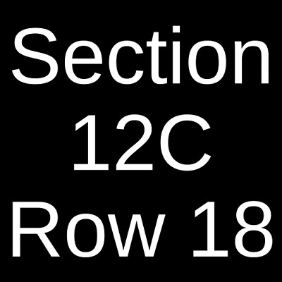 2 Tickets Ohio State Buckeyes vs. Florida Atlantic Owls Football 8/31/19
