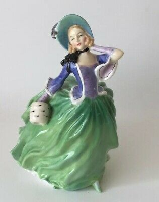 Vintage Royal Doulton Autumn Breezes HN1913 A/F c1940's