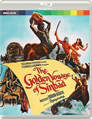 The Golden Voyage of Sinbad [Blu-ray]