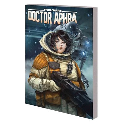 Star Wars Doctor Aphra Tp Volume 04 Catastrophe Con Tpb - Book / Graphic Novel -