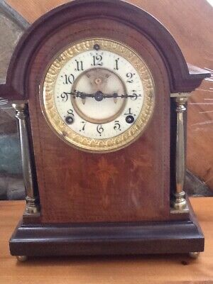 Antique Ansonia mantle clock in working order