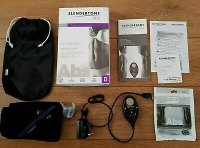 Slendertone Abs E-70 Ladies Rechargeable Toning Belt - New Sealed Pads