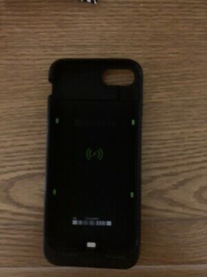 Mophie juice pack MFI Wireless Charging Battery Case for iPhone7/8 INCLUDES BASE