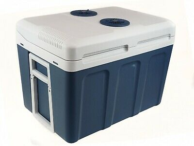 Knox 48 Quart Electric Cooler / Warmer - Blue