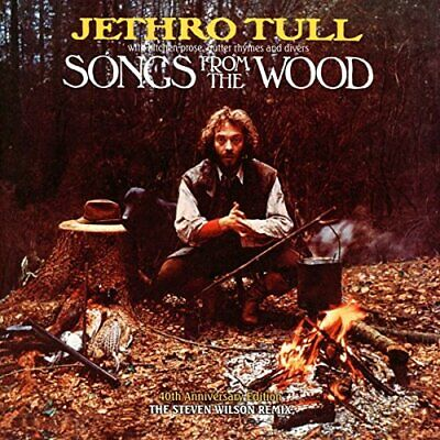 Jethro Tull - Songs From The Wood (40th Anniversary Edition) [The [CD]